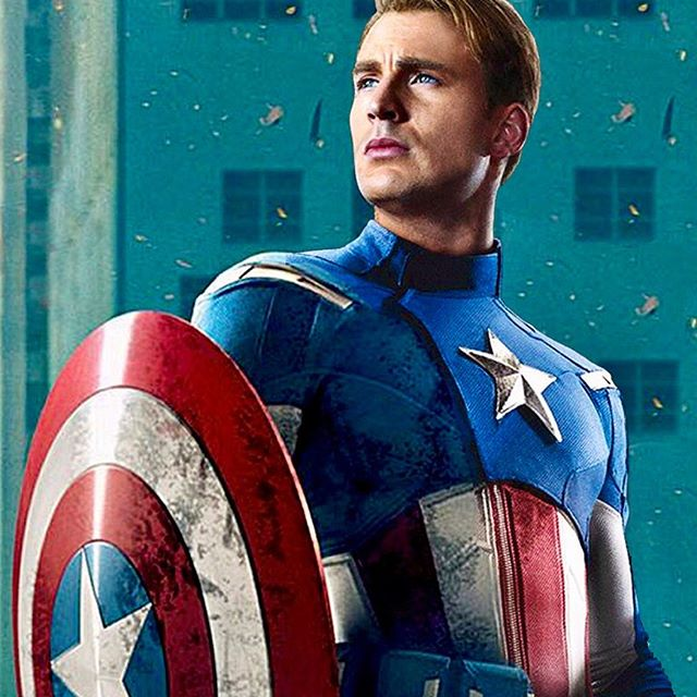official_captainamericaのプロフィール写真